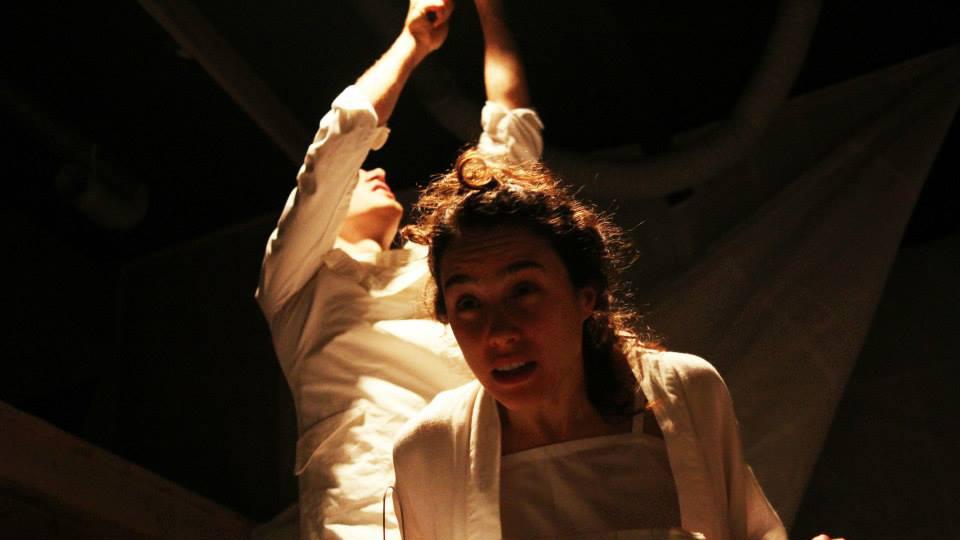 Vivarium - atelier de la théâtreira - Fernanda Docampo et Ariel Divone