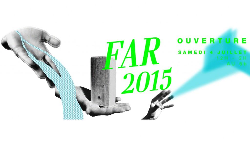 FAR 2015 - OUVERTURE