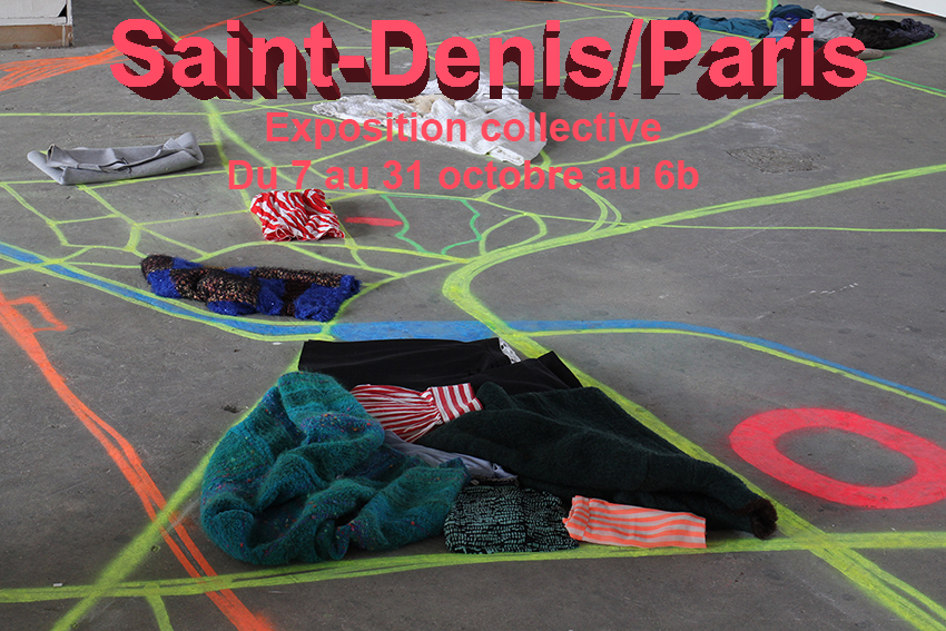 SAINT-DENIS / PARIS : EXPOSITION COLLECTIVE