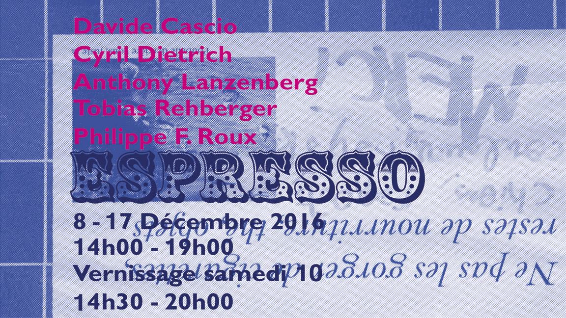 Espresso -Expo 6b