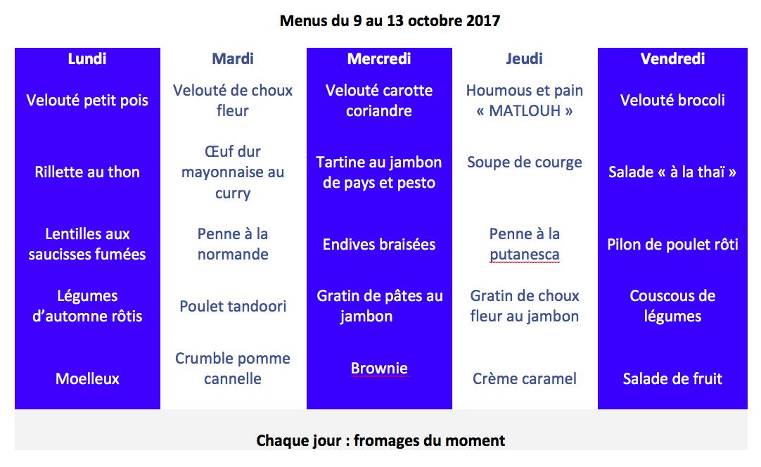 Lundi 2 octobre : Réouverture de La Cantine du 6b !!