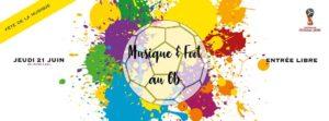 Musique & Foot : France / Pérou