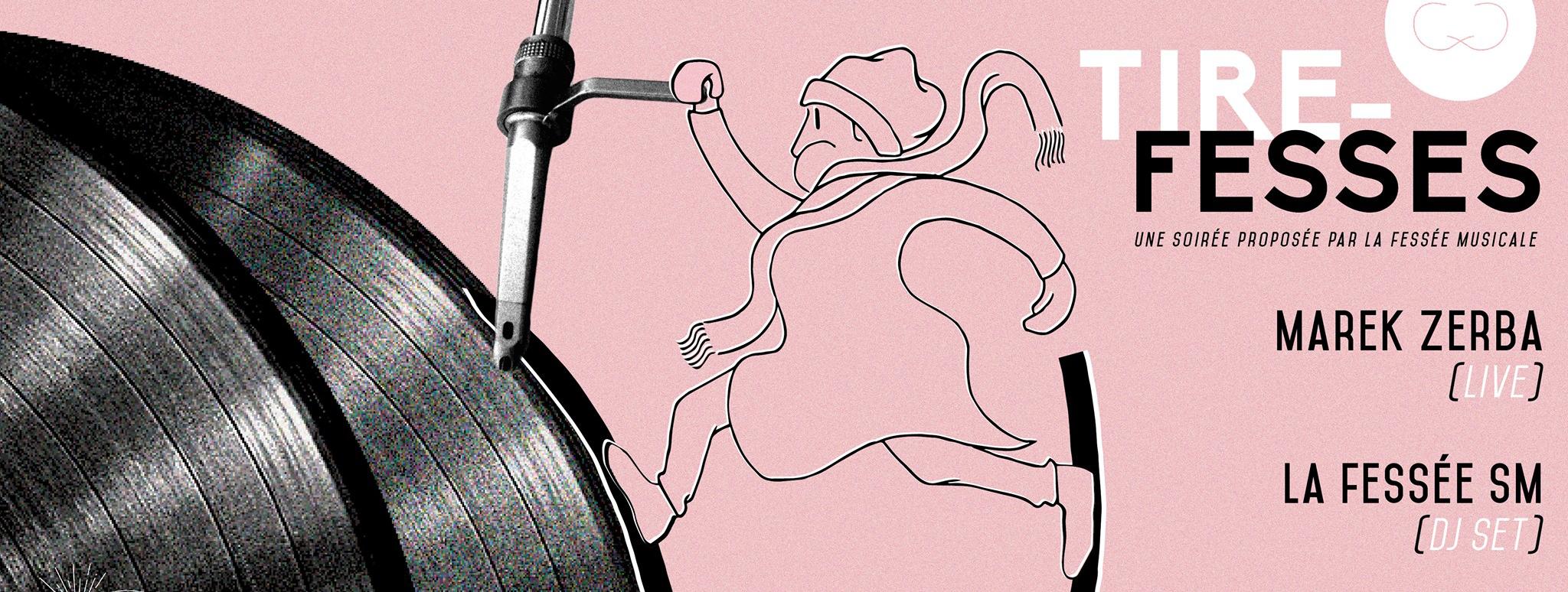 Tire-Fesses #2 by La Fessée Musicale et le 6b