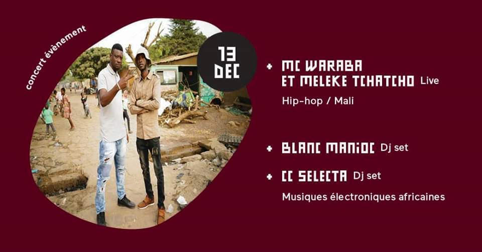 MC Waraba & Mélèké Tchatcho | Live in Saint-Denis @ 6b
