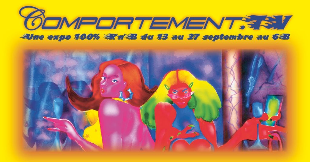 Comportement.TV - Exposition collective