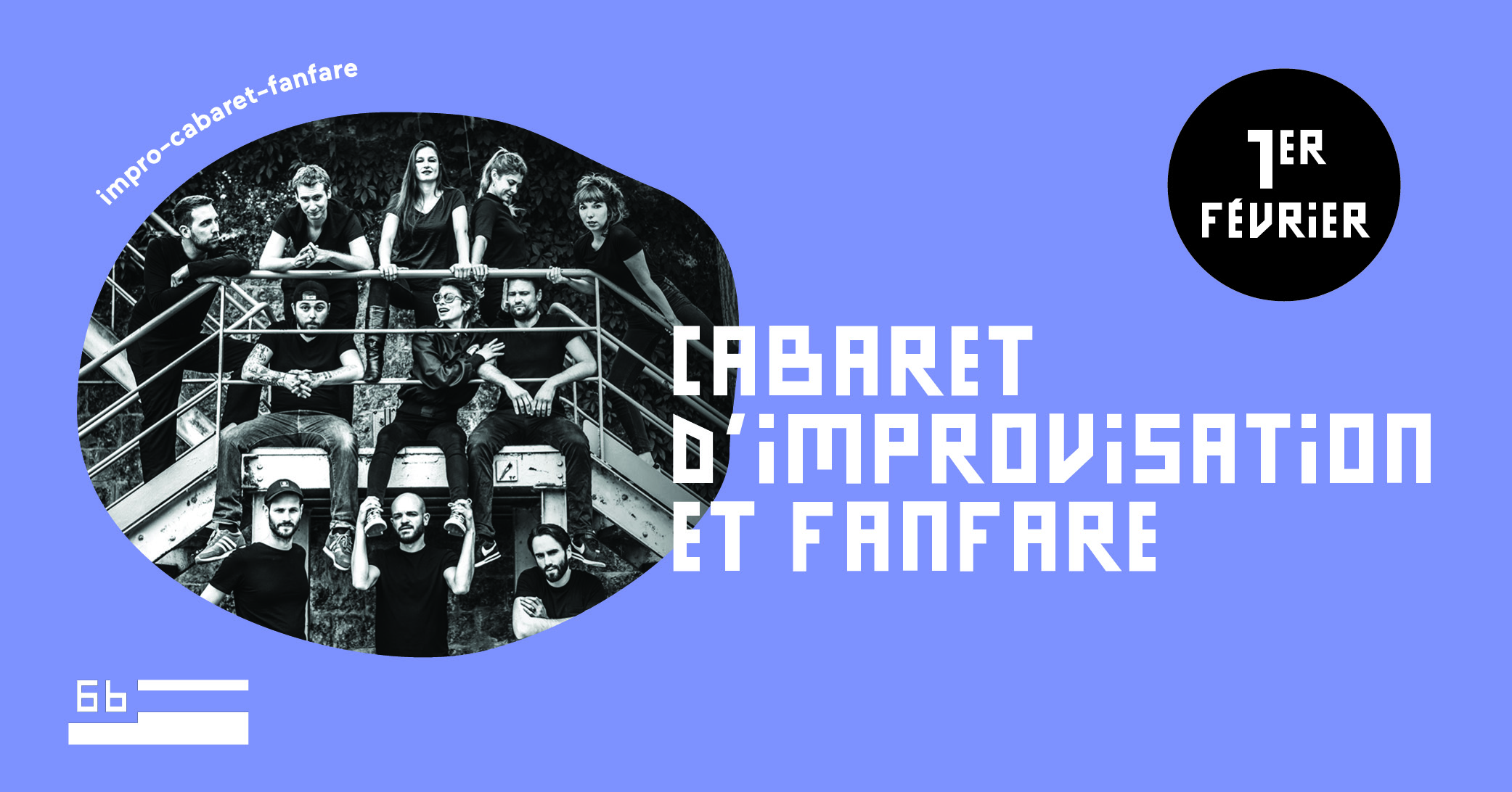 Cabaret d'improvisation et fanfare