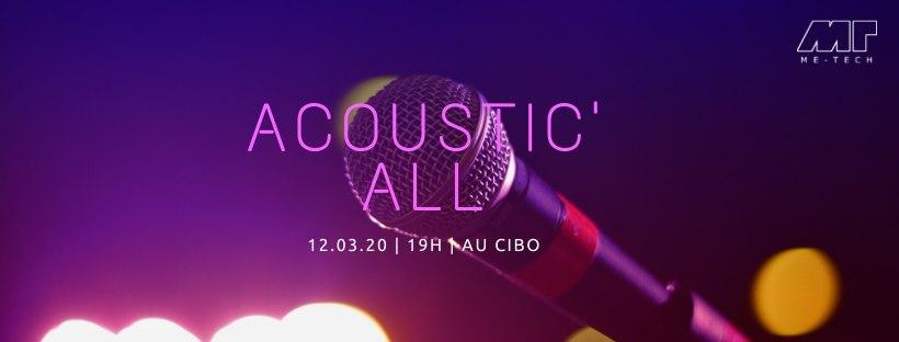 Cibo Acoustic'All