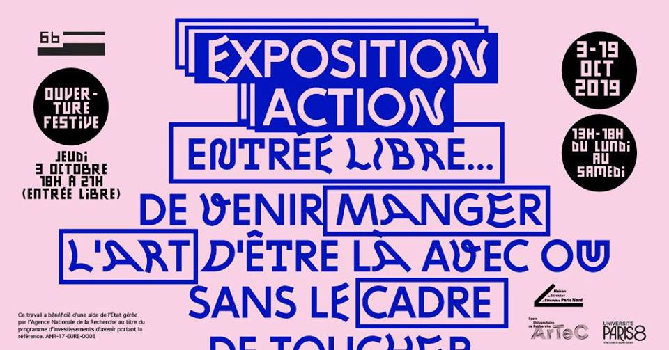 EXPO/ACTION