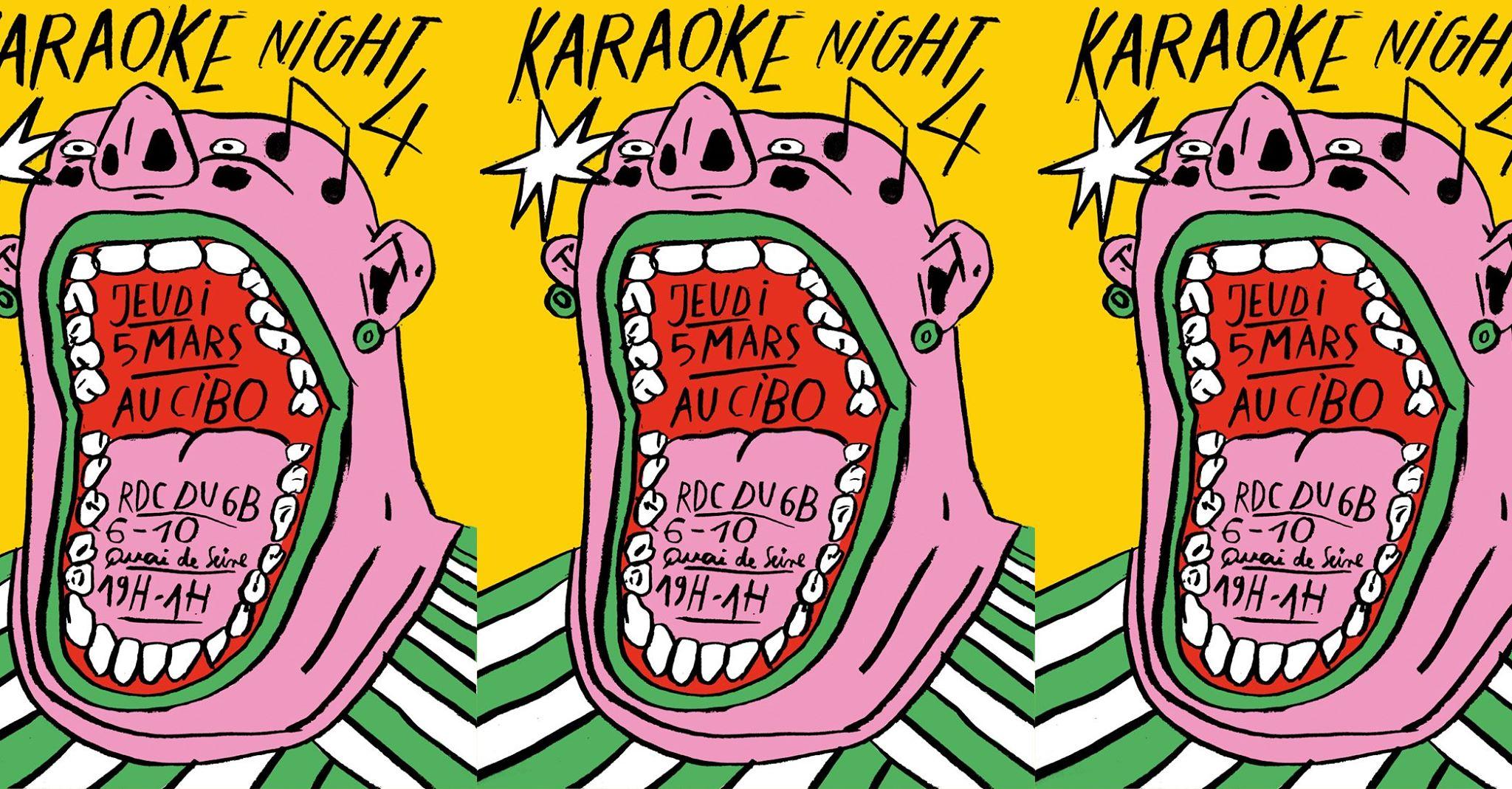 Cibo Karaoke